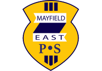 Mayfield East Public School logo
